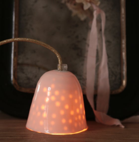 Image of Lampe S Gros pois