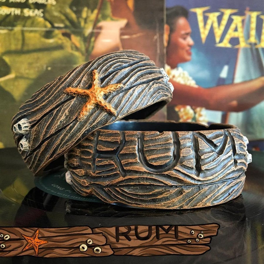 Image of Rum Crate Bangle