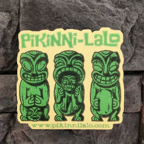 Image of Cannibal Tiki Sticker