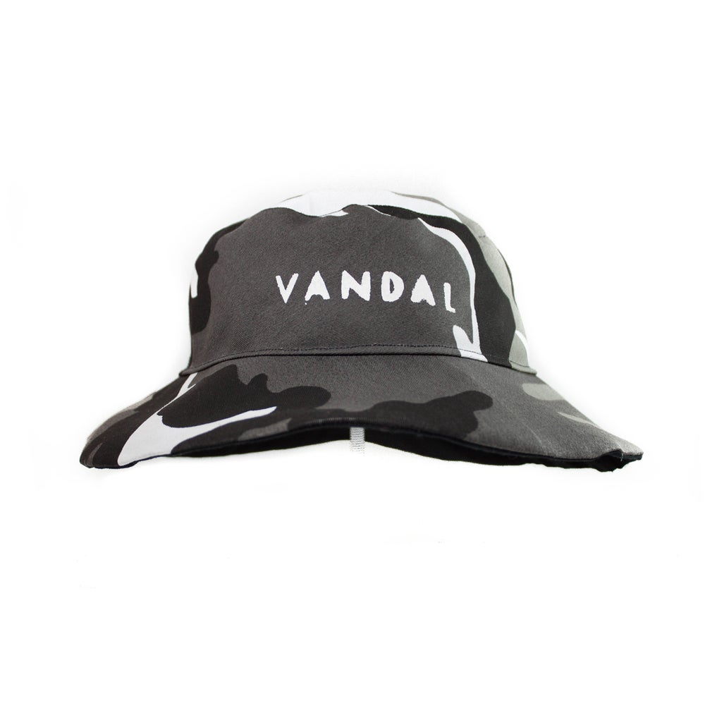 Image of VANDAL CAMO HAT
