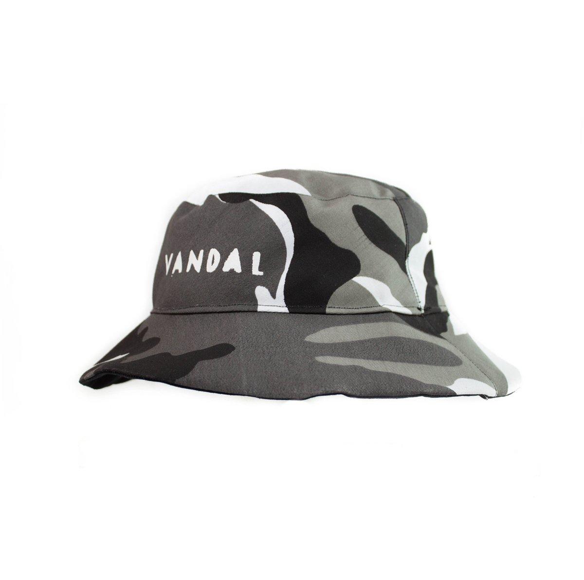 Image of VANDAL CAMO HAT