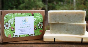 Image of Rosemary Mint Soap