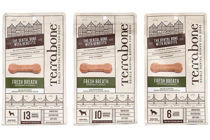 Terrabone - Dental & Fresh Breath Chew
