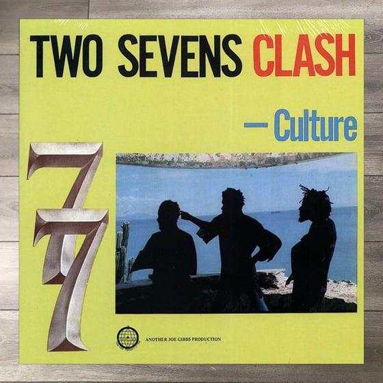Image of Culture - Two Seven Clash Vinyl LP