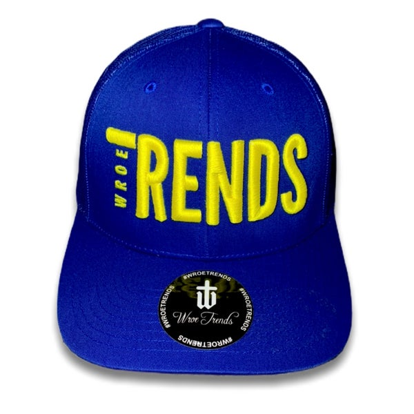 Image of TRENDS ROYAL TRUCKER • YELLOW