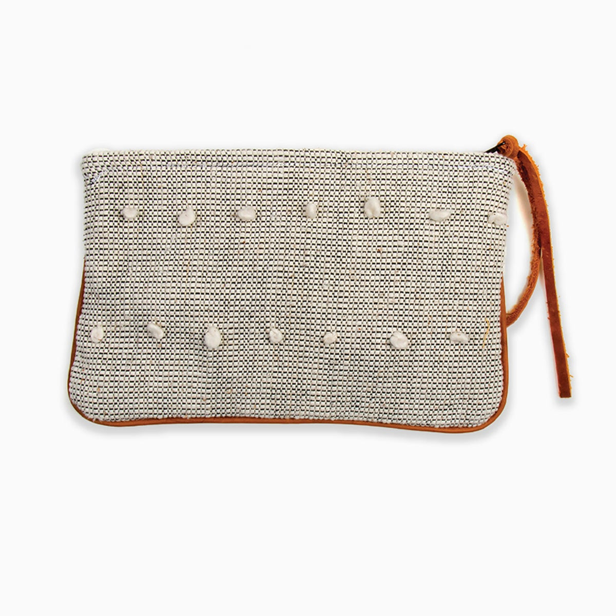 Image of Textured Clutch