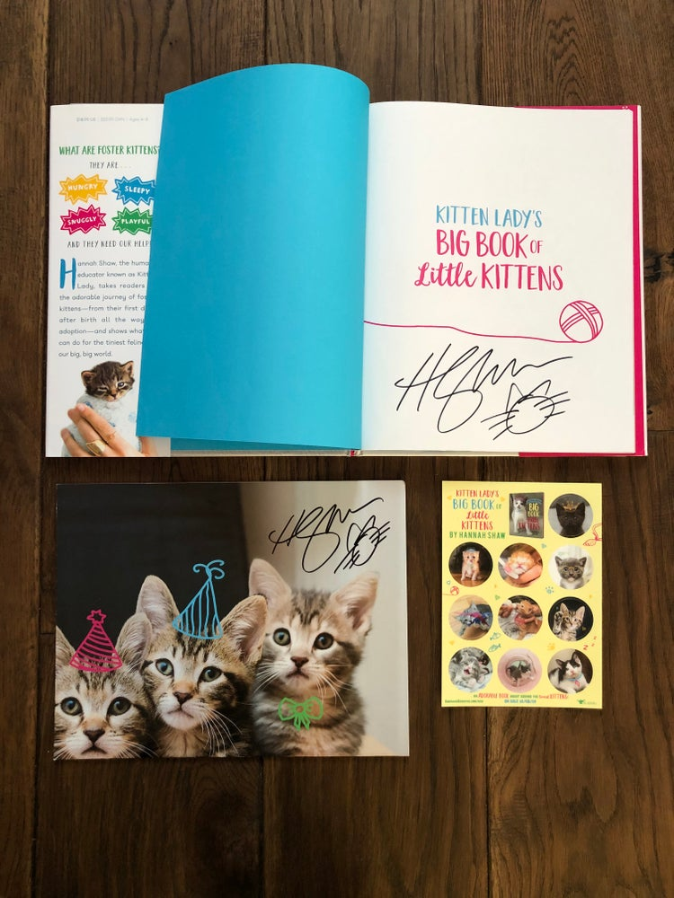 Image of Signed Children's Book Bundle!