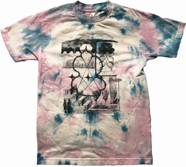 Image of Tie-Dye Fugue Tee
