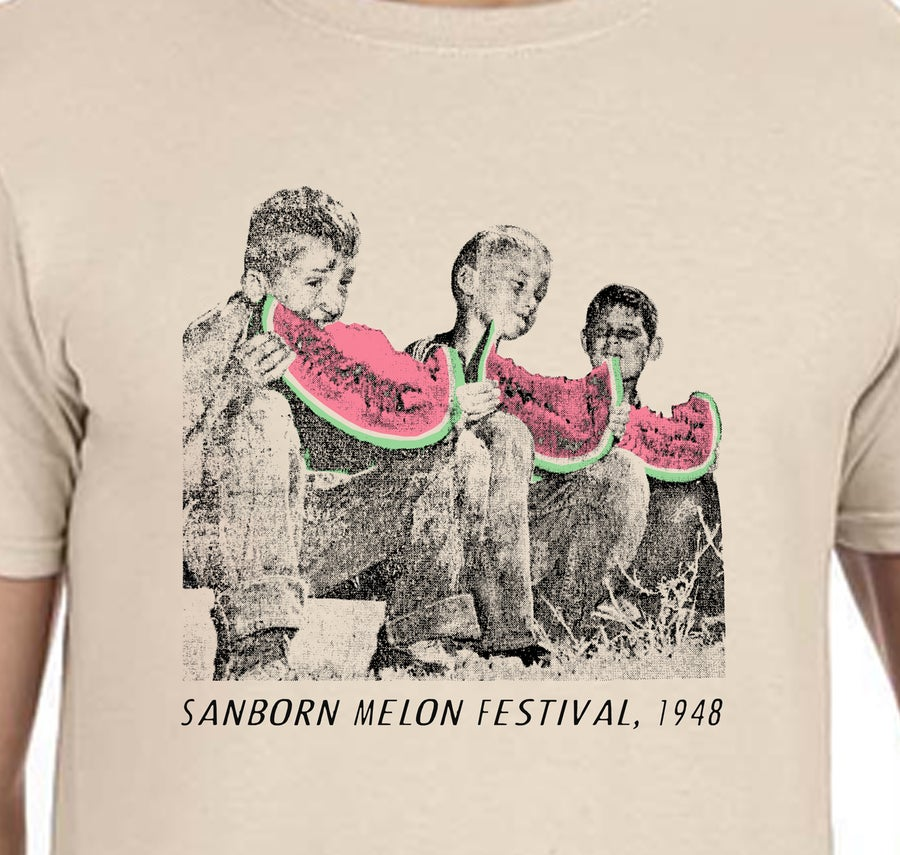 Image of Watermelon Days tees