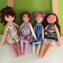 Image 1 of Cloth Dolls
