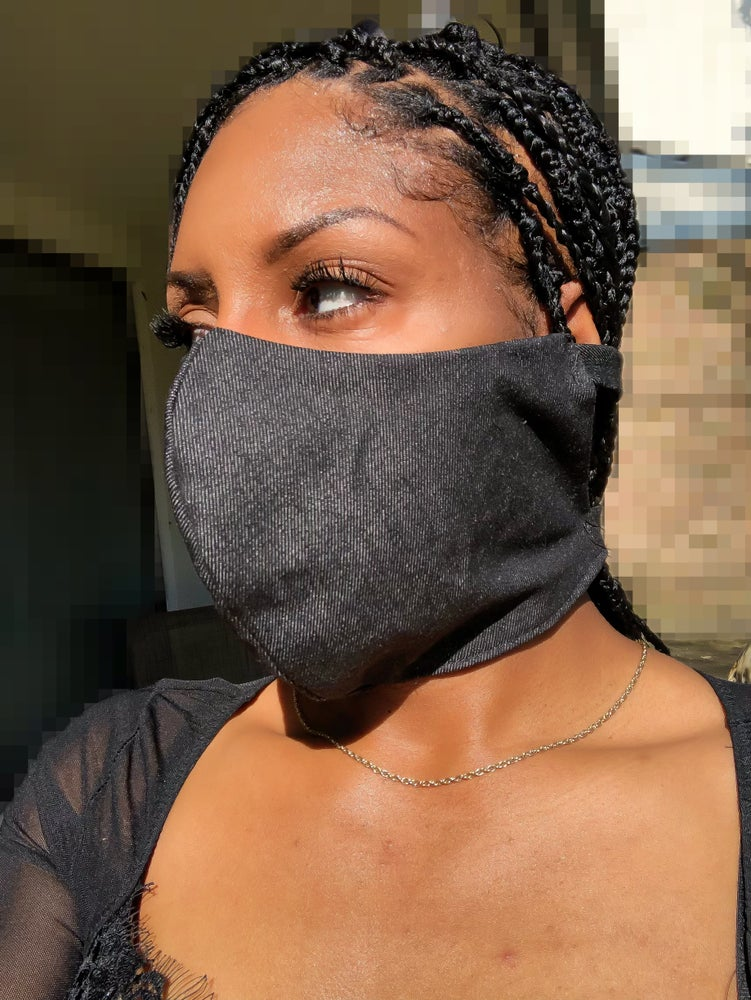 Image of 100% Cotton Mask — CDC Approved