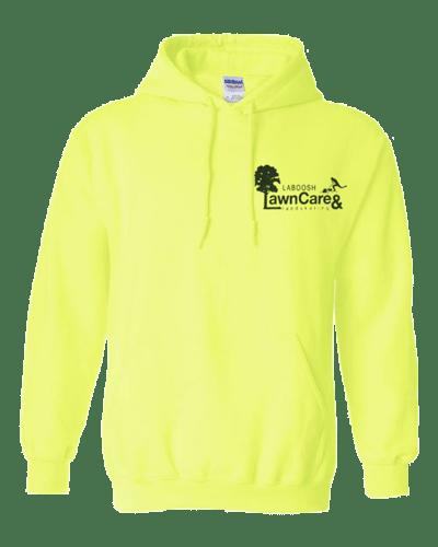 Image of Laboosh Lawncare & Landskating Hoodie