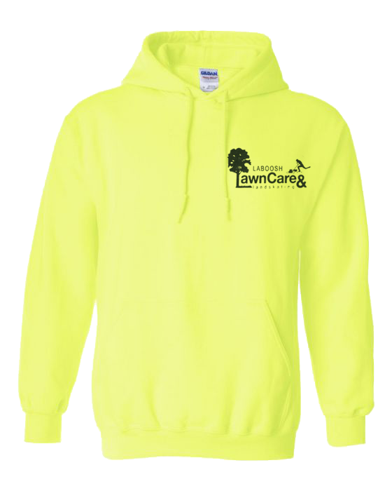 Image of Laboosh Lawncare & Landskating Hoodie