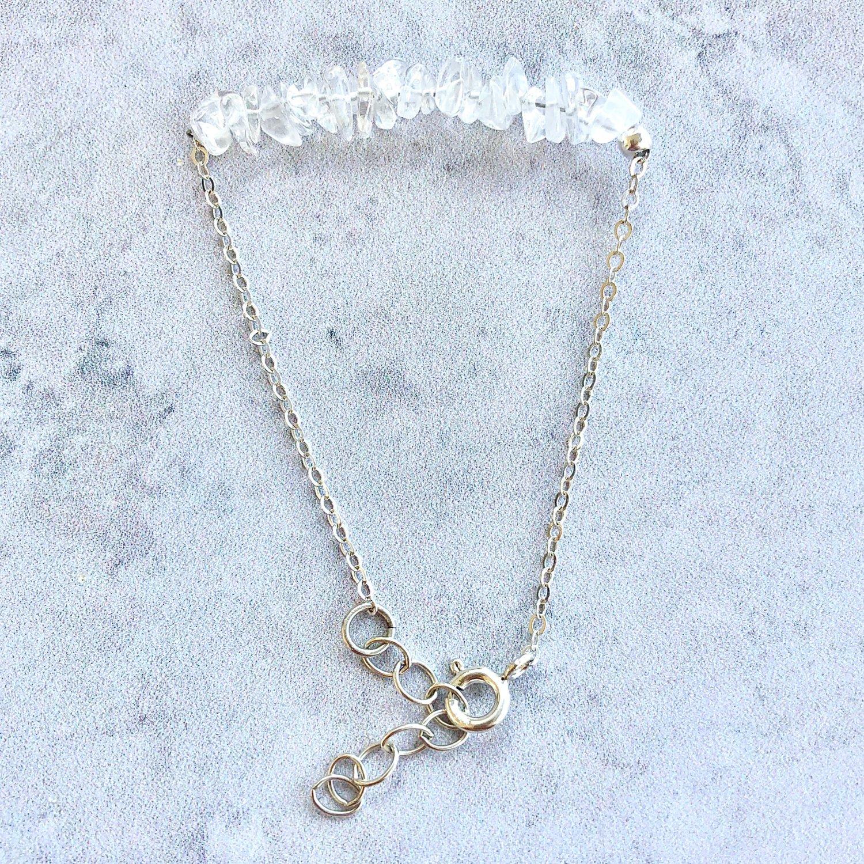 Image of Clear Quartz Bracelet