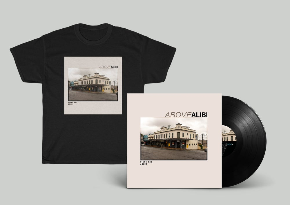 Image of Above Alibi (Deluxe Pack)