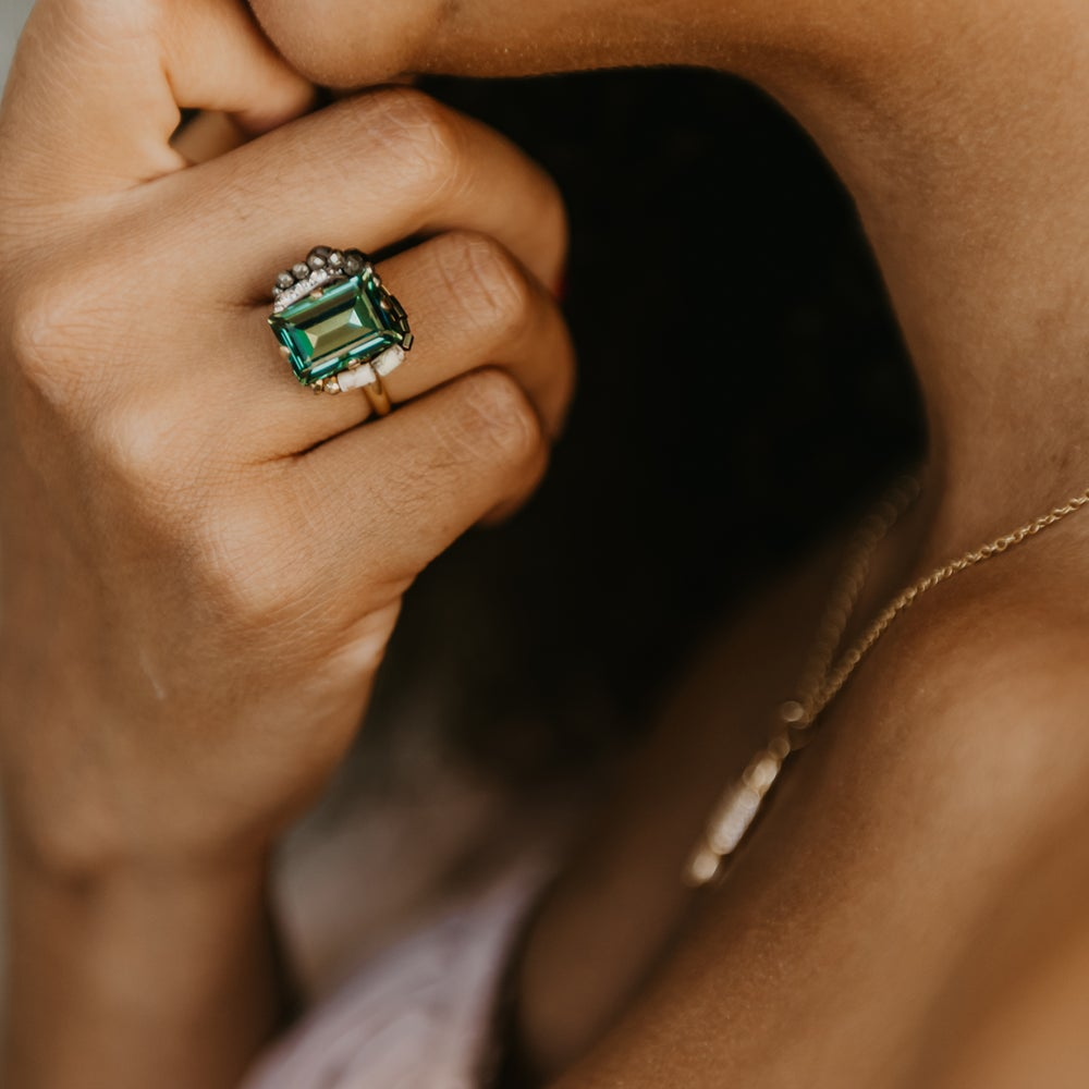 Image of Stella Cocktail Ring