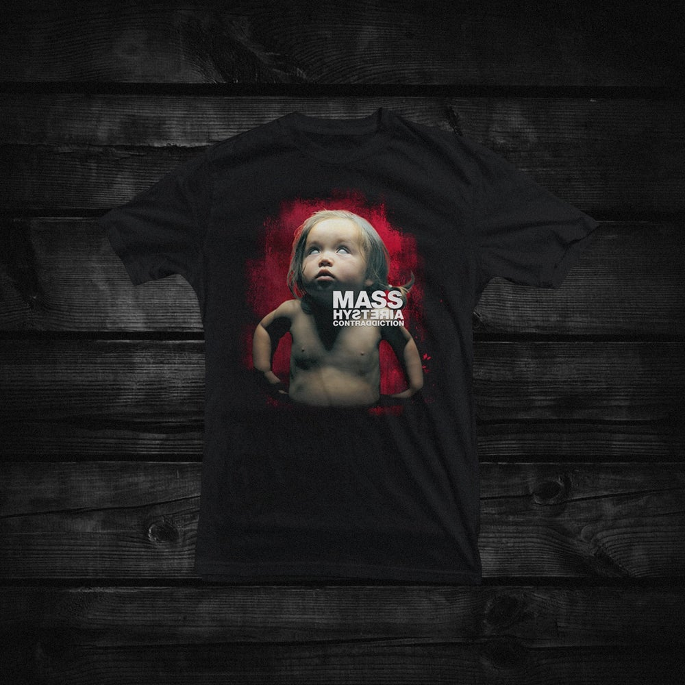 "Image of T-shirt ""contraddiction"" PROMO"