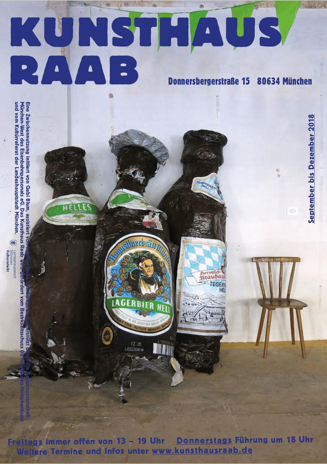 Kunsthaus Raab Magazin
