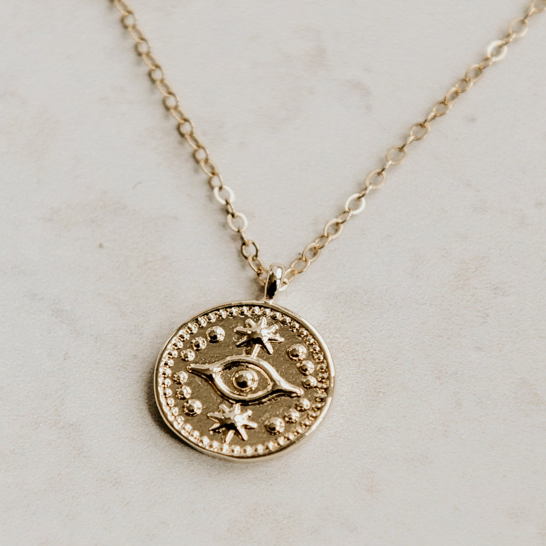 Image of Evil Eye Necklace