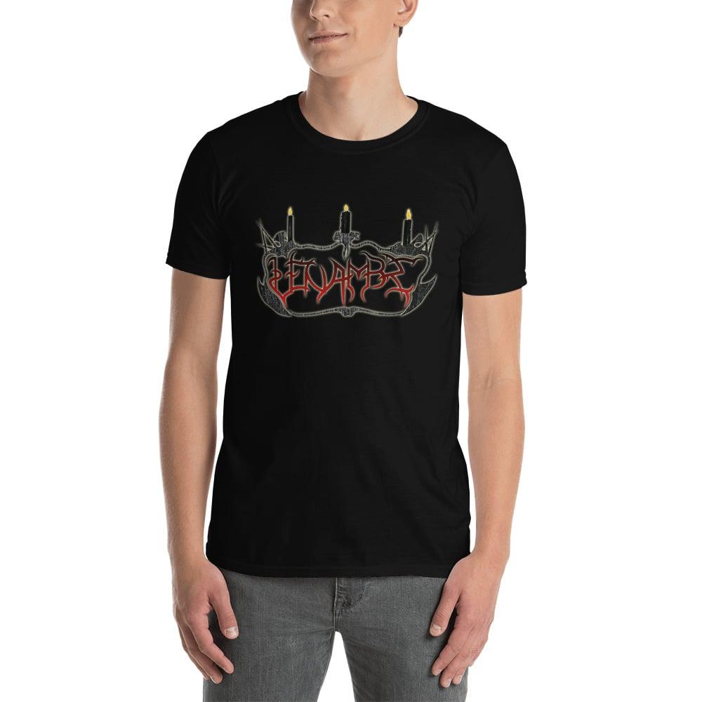 Image of Vénambre Logo Short-Sleeve Unisex T-Shirt