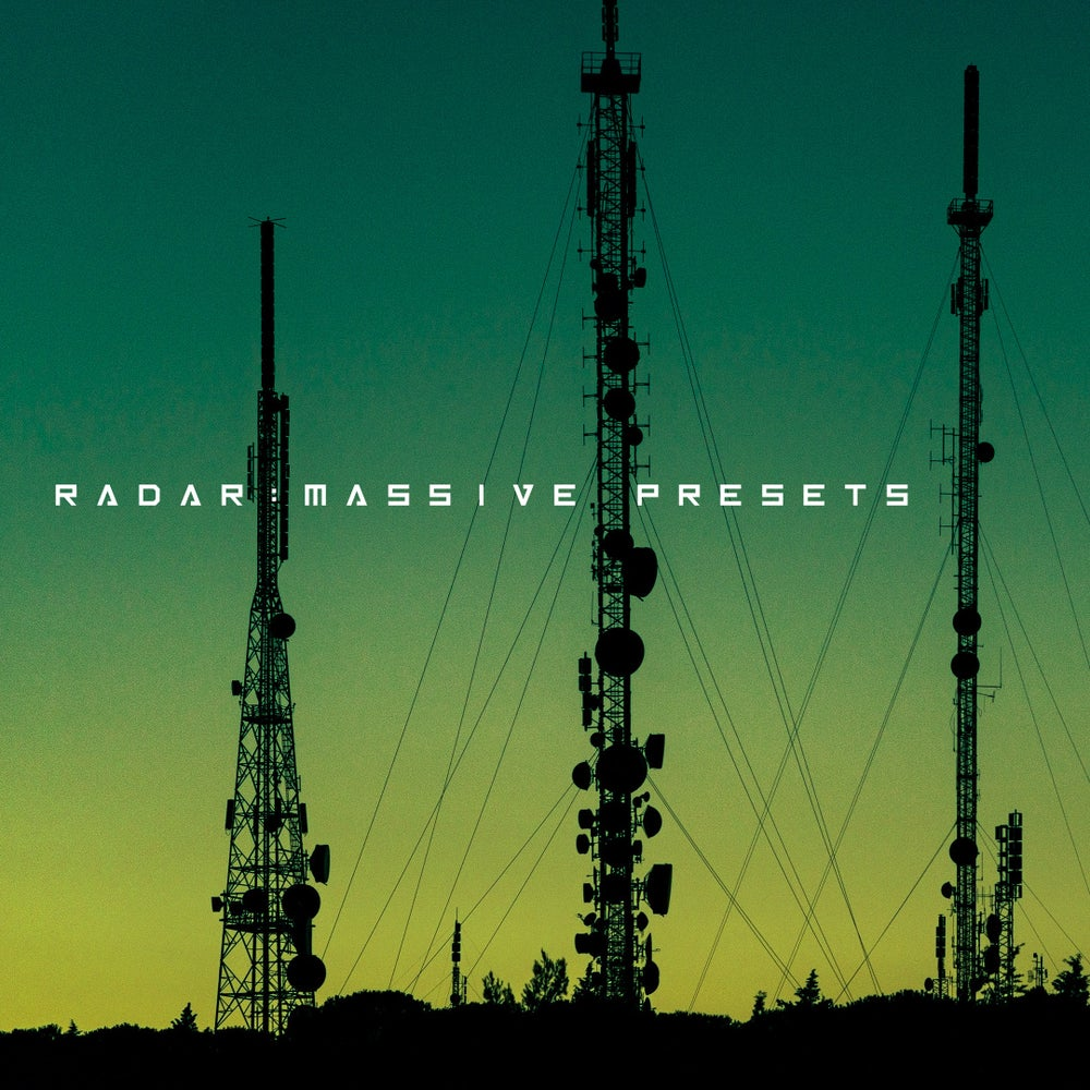 Image of Radar Massive Presets