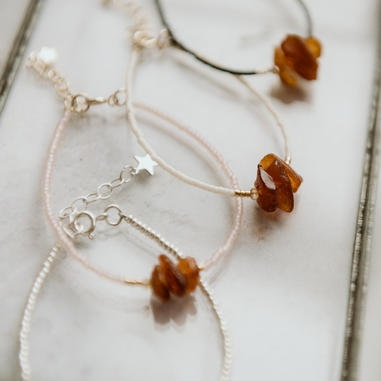 Image of Nature Amber Bracelet