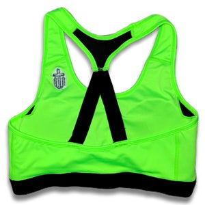 Image of STRAP NEON SPORTS BRA