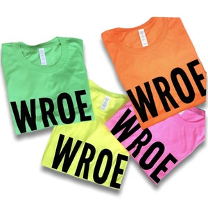 Image of NEON ORANGE TEE