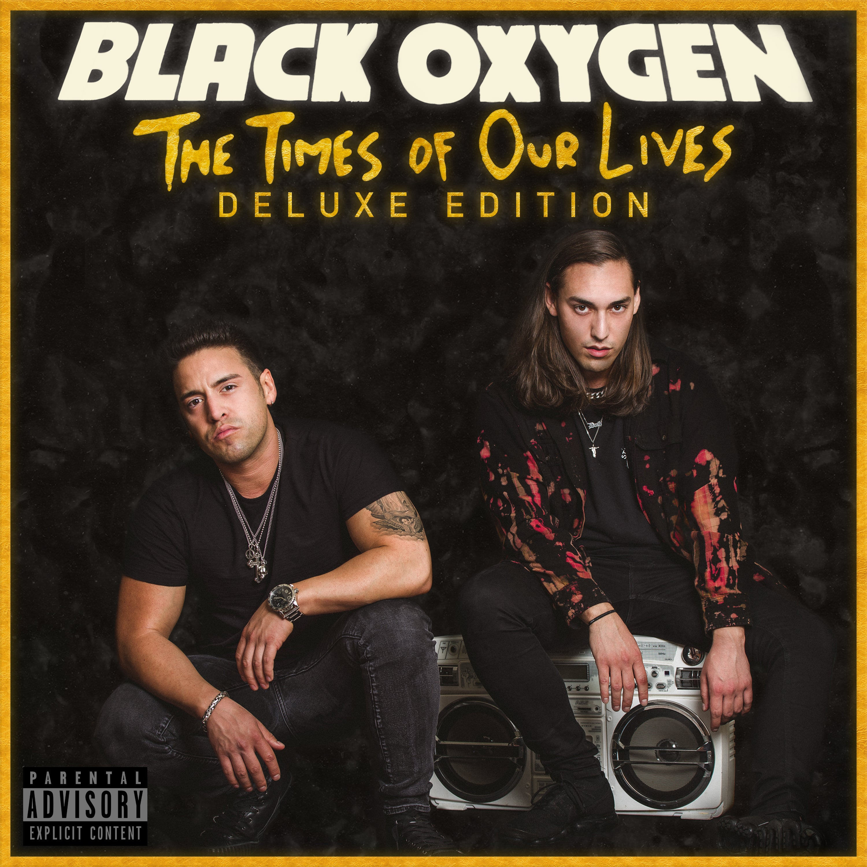 Black Oxygen - The Times of Our Lives