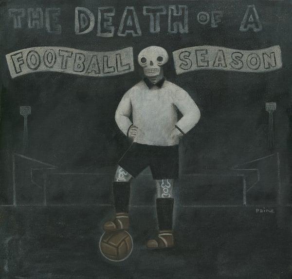 Image of Death Of A Football Season