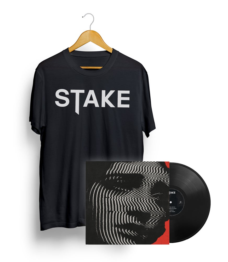 Image of Logoshirt Black + Critical Method LP // Packagedeal //