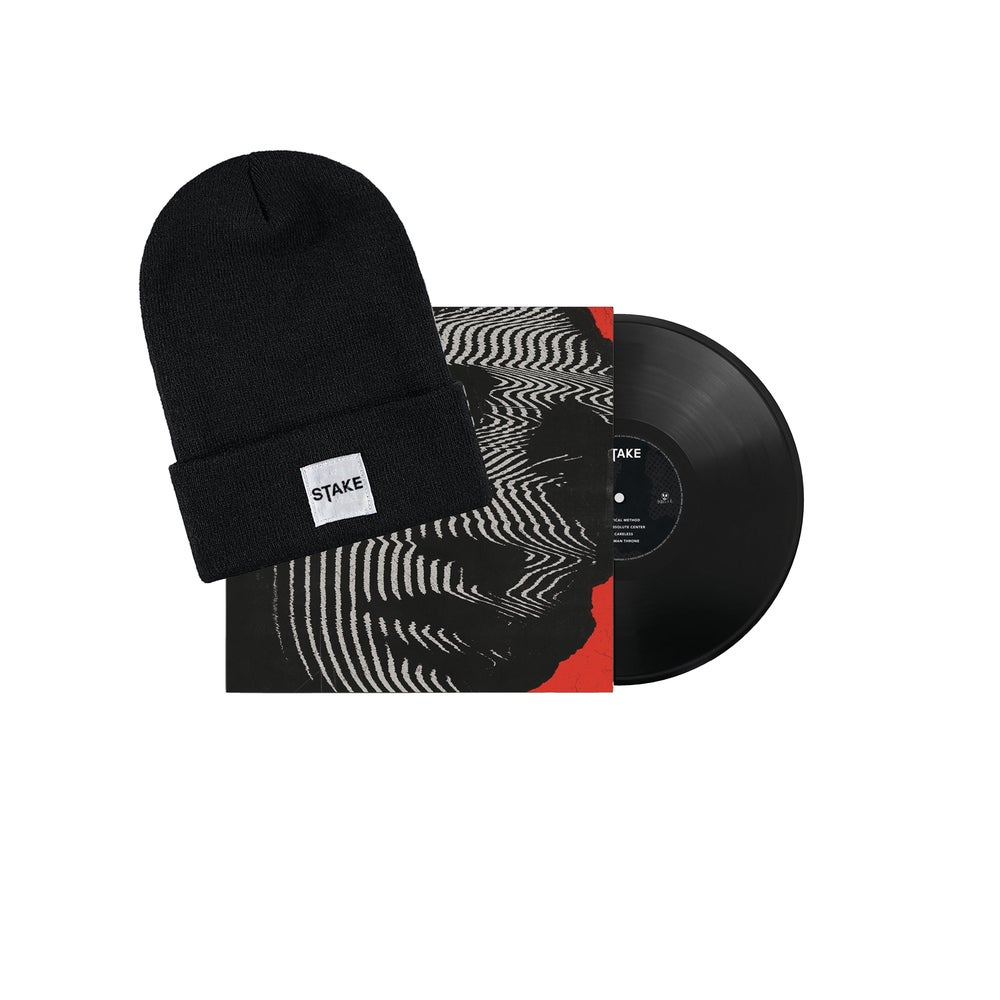 Image of Beanie + Critical Method LP // Packagedeal //