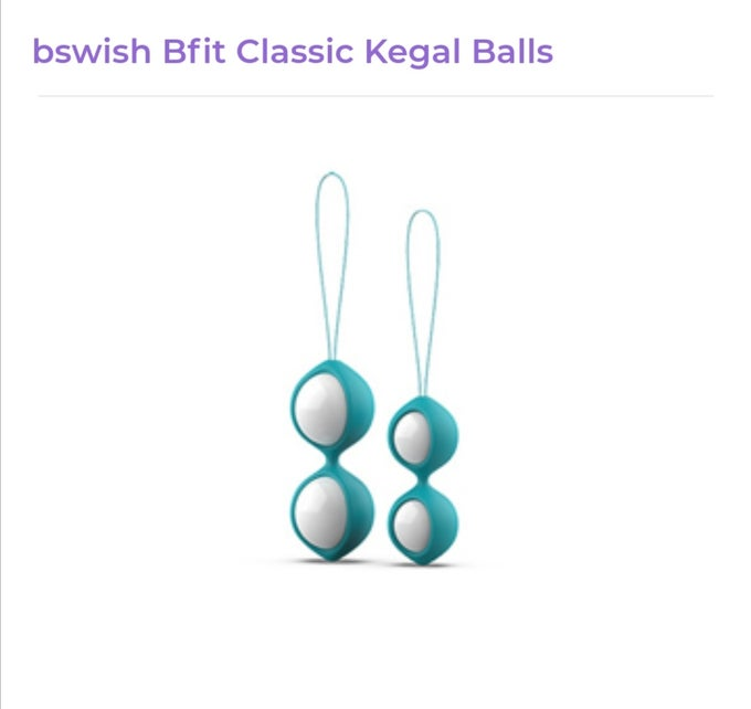 Image of Bwish Bfit Kegel Balls