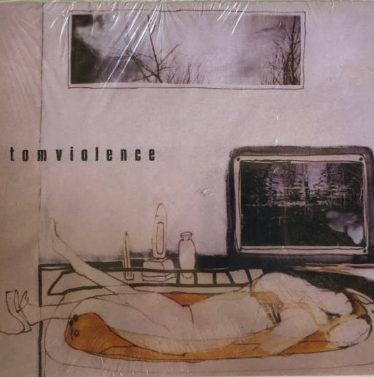 """Image of Tomviolence - """"s/t"""" (2005)"""