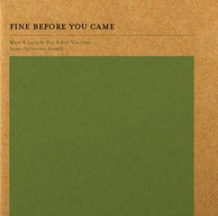 "Image of Fine Before You came - ""S/t"" (2006)"