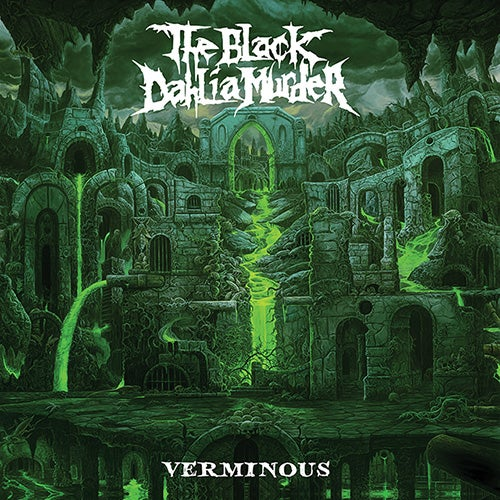 "Image of THE BLACK DAHLIA MURDER ""VERMINOUS"" CD/LP"