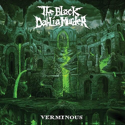 "Image of THE BLACK DAHLIA MURDER ""VERMINOUS"" CD/LP"