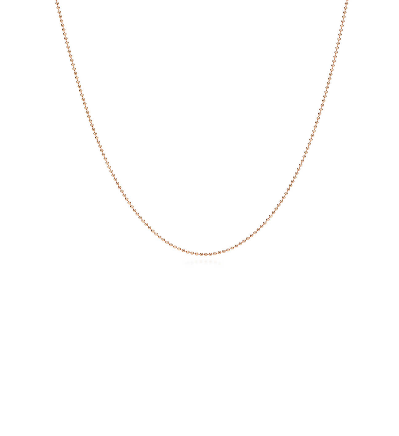 Image of 14kt Gold Chain