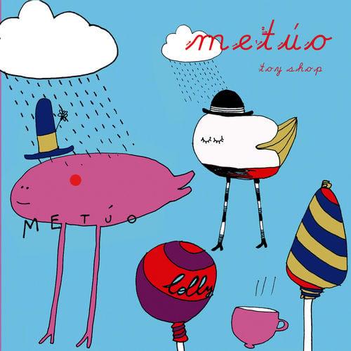 "Image of Metùo - ""Toyshop"" (2009)"
