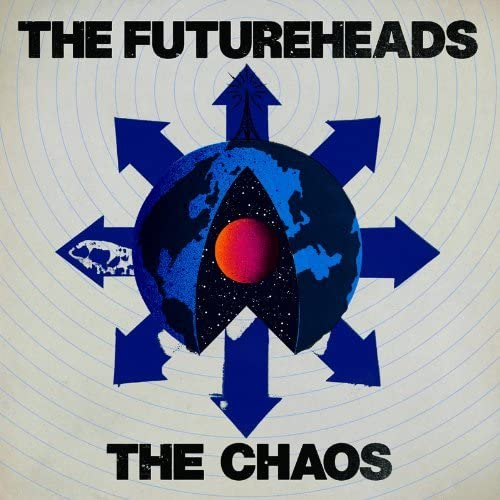 "Image of The Futureheads - ""The Chaos"" (2010)"