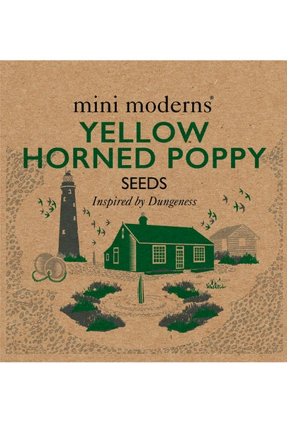 Image of YELLOW HORNED POPPY SEEDS