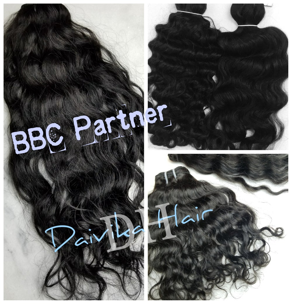 Image of Daivika Raw Cambodian Hair Sample Box  (Black Friday Pre-Sale)