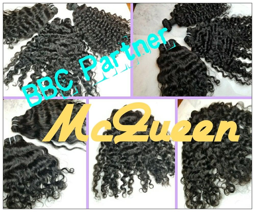 Image of McQueen Hair Sample Box