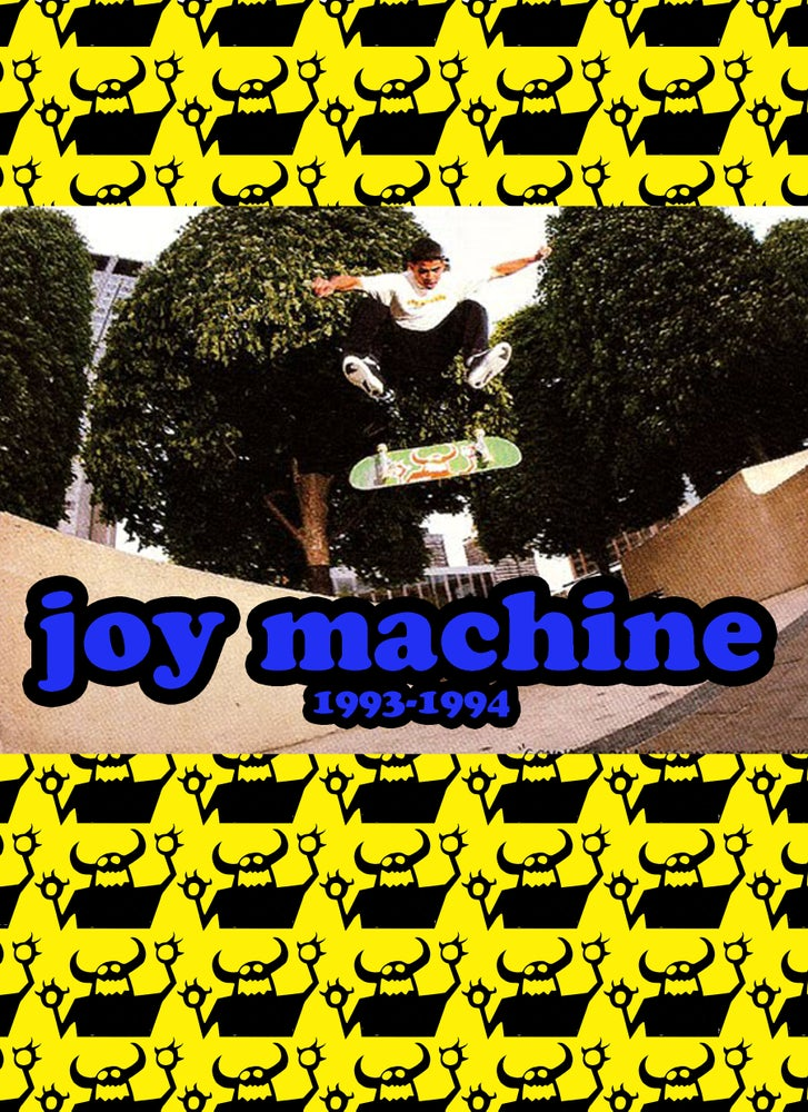 Image of SLP-021: JOY MACHINE 1993-1994