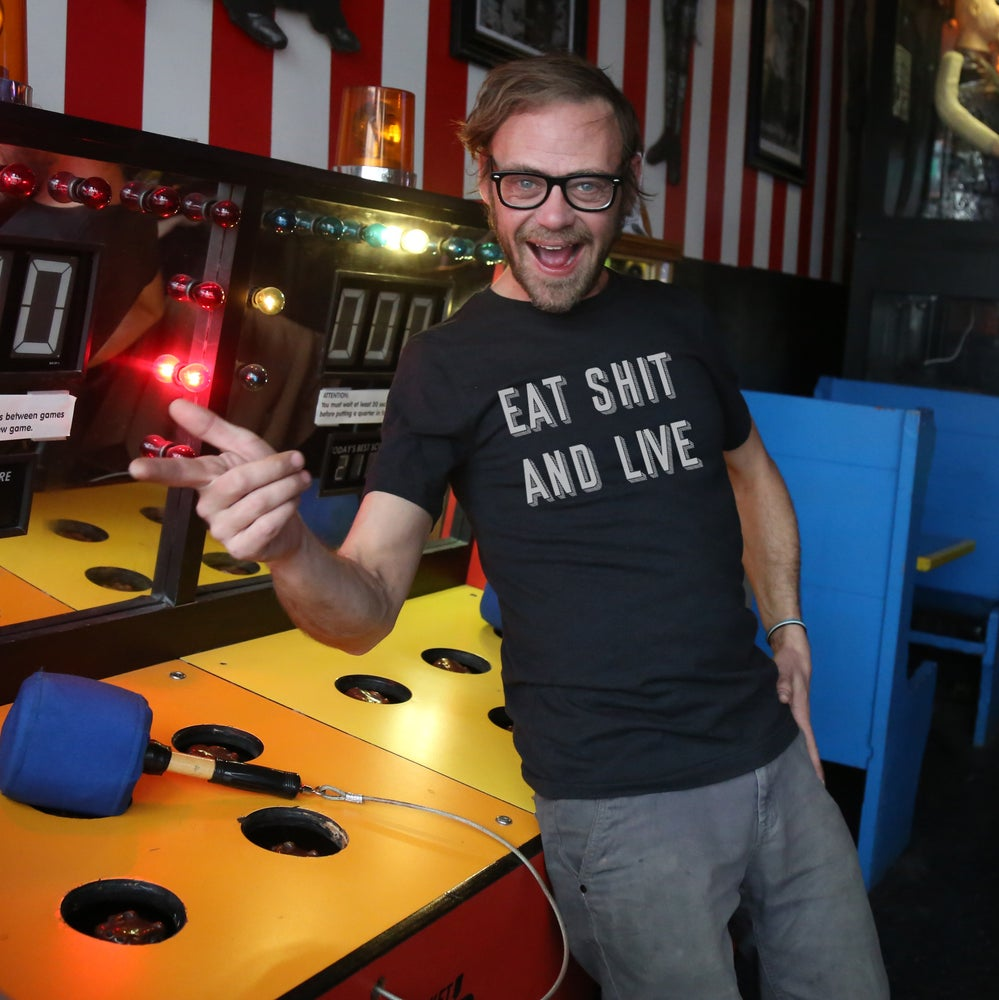 Image of Eat Shit And Live