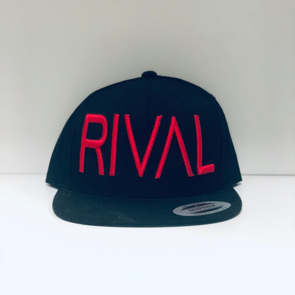 RIVAL Snapback - B/Red