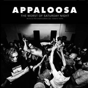 "Image of Appaloosa - ""The Worst of Saturday Night"" (2012)"