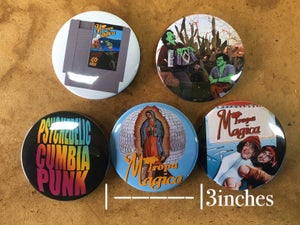 Image of Tropa Pins!!