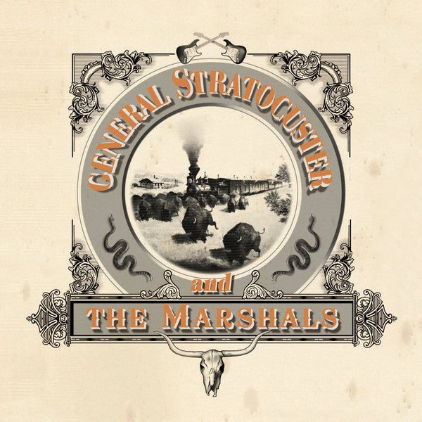 "Image of General Stratocuster & the Marshals - ""S/t"""