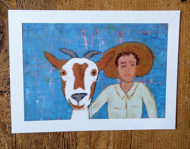 Image of Goat & Pal